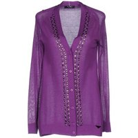 VERSACE JEANS COUTURE KNITWEAR Cardigans Women on YOOX.COM