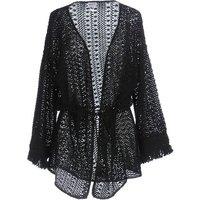 BLUGIRL BLUMARINE BEACHWEAR KNITWEAR Cardigans Women on YOOX.COM