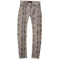 FINGER IN THE NOSE DENIM Denim trousers Girl on YOOX.COM