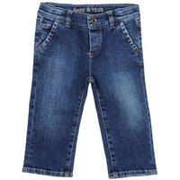 BABE & TESS DENIM Denim trousers Girl on YOOX.COM