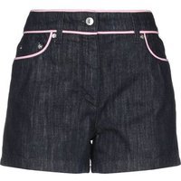 MOSCHINO-DENIM-Denim-shorts-Women-