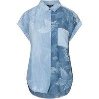 DESIGUAL-DENIM-Denim-shirts-Women-