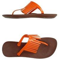 LE_INFRA FOOTWEAR Toe post sandals Women on YOOX.COM