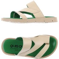 QUIS QUIS FOOTWEAR Toe post sandals Girl on YOOX.COM