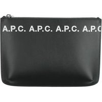 A-P-C--Small-Leather-Goods-Pouches-Women-on-YOOX-COM