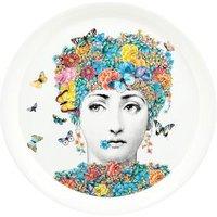 FORNASETTI ESSEN & KÜCHE Tabletts Art Design on YOOX.COM