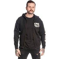 Sons of Anarchy Reaper Crew Zipper Hoodie, Herren Kapuzenjacke