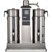 Bonamat Rundfilter Kaffeemaschine B5, 1 Brühsystem 2 Behälter a 5l, 230V