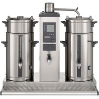 Bonamat Rundfilter Kaffeemaschine B10 HW, 1 Brühsystem 2 Behälter a 10l, 400V
