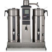 Bonamat Rundfilter Kaffeemaschine B5 HW, 1 Brühsystem 2 Behälter a 5l, 400V