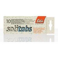 Solis Solitabs Spezial-Reinigungstabletten 10 x 1,5g Blister