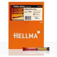 Hellma Pfeffersticks 750 x 0,2g, Pfeffer im Stick