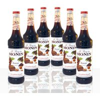 Monin Sirup Brownie 6 x 0,7 l