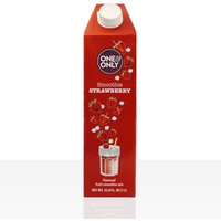 One & Only Smoothie Strawberry Erdbeer 1l