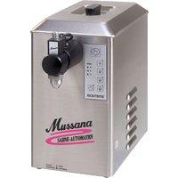 Mussana Pony Sahnemaschine 2-Liter inkl. Reinigungsautomatik, mit 8l Sahnemaschinen-Reiniger