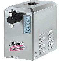 Mussana Boy 4 Liter Sahnemaschine inkl. Reinigungsautomatik, mit 8l Reiniger