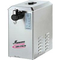 Mussana Lady 6 Liter Sahnemaschine inkl. Reinigungsautomatik, mit 8l Reiniger