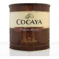 Darboven Cocaya Premium Brown Kakao 1,5kg Dose Kakaopulver 27% - Trinkschokolade