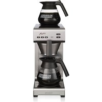 Bonamat Matic Kaffeemaschine Festwasser inkl. 2 Glaskannen 1,7l