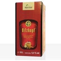 Bavaria Waldfrucht Hitzkopf Glühwein Bratapfel, 10 Liter Obstwein Punsch, Bag in Box