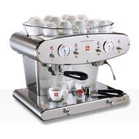 illy FrancisFrancis! X2.2 Twin Group Iperespresso Professional, Espresso Kapselmaschine