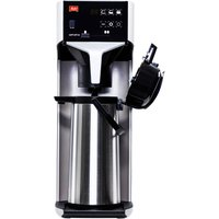 Melitta Cafina XT180 TMC Filter-Kaffeemaschine mit Wassertank inkl. Kanne 2,2l mit Edelstahlkolben