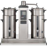 Bonamat Rundfilter Kaffeemaschine B40, 1 Brühsystem, 2 Behälter à 40 Liter