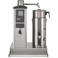 Bonamat Rundfilter Kaffeemaschine B5 HW L/R rechts, 1 Brühsystem, 1 Behälter à 5 Liter
