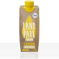 Landpark Bio-Quelle Lemon Mineralwasser still 0,5l, Pfandfrei