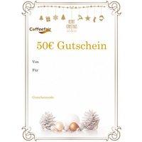 Gutschein über 50 € - Weihnachts-Edition