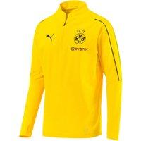 Puma BVB Borussia Dortmund – Herren 1/4 Training Top mit Sponsor – 753371-01