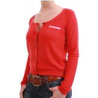 Levi´s Cardigan Women - COLORBLOCK 31658-0003 - Red