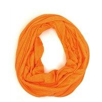 Be Famous Schal - SUMMER JERSEY LOOP SV02 - Heather Orange