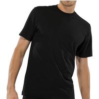 SCHIESSER Herren Rundhals T-Shirt Americans-T-Shirt 2er Pack