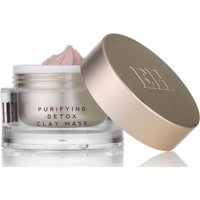Emma Hardie Purifying Pink Clay Detox Mask with Dual-Action Cleansing Cloth 50ml