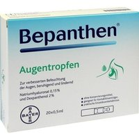 BEPANTHEN Augentropfen 10 ml - Versandkostenfrei ab 20€
