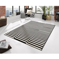 Teppich »Panel«, HANSE Home, rechteckig, Höhe 9 mm