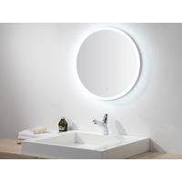 Espejo redondo con luces LED DANIELA - Ancho 60 x Alt. 60 cm