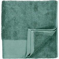 Lote de 2 toallas de baño BLOIS - 100x150 cm - 100% algodón - Verde