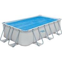 Lona de burbujas para piscina rectangular ORISTANO - 396 x 213 cm