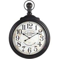 Reloj de pared GOUSSET - Hierro - 71x99 cm