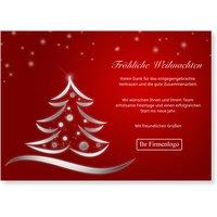 Weihnachtskarten Firmen / Weihnachtskarten geschäftlich   Wunderkarten