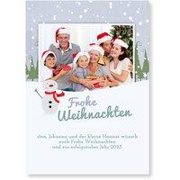 Private Weihnachtskarten / Private Weihnachtskarten   Gratis Musterkarten und Versand