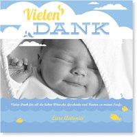 Taufe Dankeskarten / Dankeskarten Taufe   Gratis Musterkarten und Versand