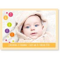 Einladungskarten Taufe / Einladungskarten Taufe | Gratis Musterkarten und Versand