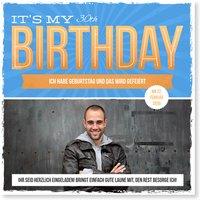 Geburtstag Einladungen / Einladungskarten Geburtstag   Lieferzeit 1-2 Werktage