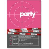 Geburtstag Einladungen / Einladungskarten Geburtstag | Lieferzeit 1-2 Werktage