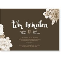 Einladungskarten Hochzeit / Einladungskarten Hochzeit   Schneller & kostenloser Versand