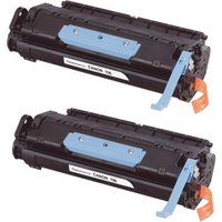 2 Pack - Compatible Canon 106 Toner Cartridge, Black (0264B001AA)