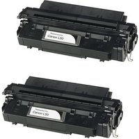 2 Pack - Compatible Canon L50 Toner Cartridge, Black (6812A001AA)